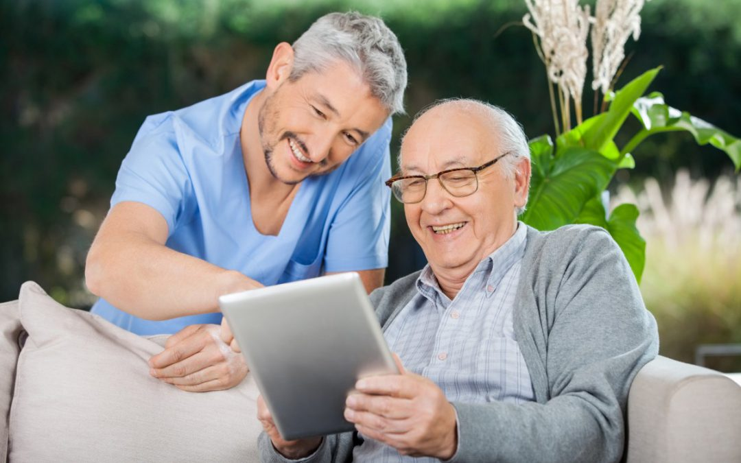 Mobile Technology in Long Term Care
